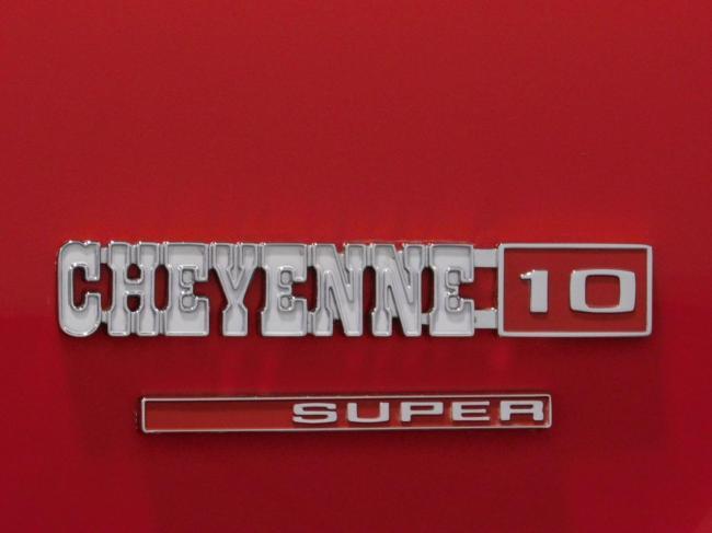 1971 Chevrolet C10 - Georgia (47)