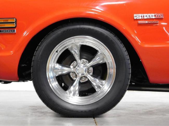 1971 Chevrolet C10 - 1971 (50)