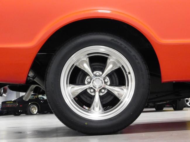 1971 Chevrolet C10 - Chevrolet (52)