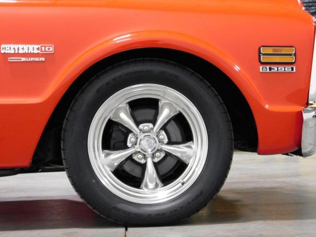 1971 Chevrolet C10 - C10 (53)