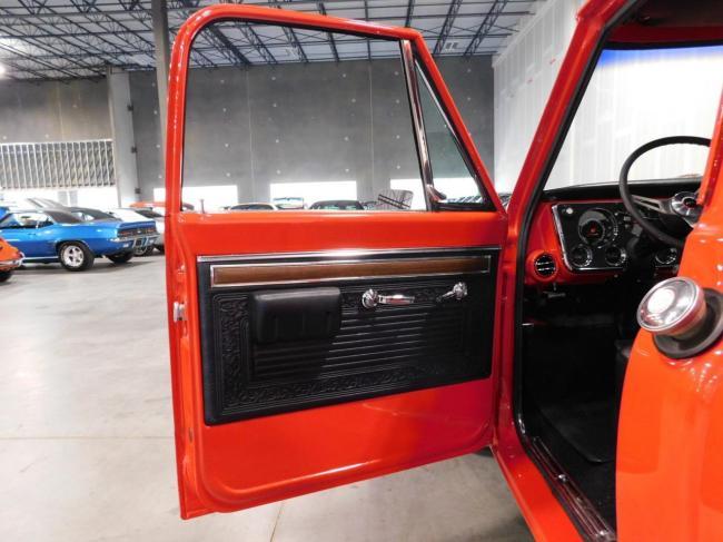 1971 Chevrolet C10 - C10 (54)