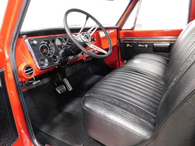 1971 Chevrolet C10 - Chevrolet (58)