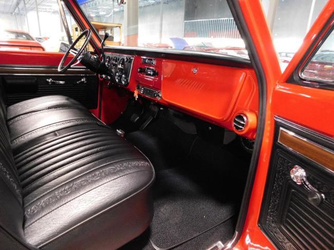 1971 Chevrolet C10 - Georgia (67)