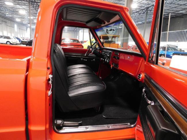 1971 Chevrolet C10 - C10 (73)