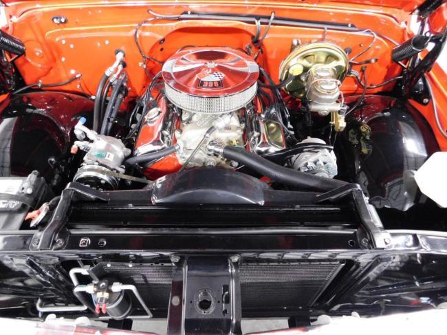 1971 Chevrolet C10 - Chevrolet (81)