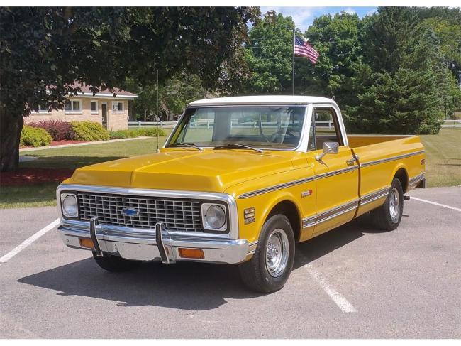 1971 Chevrolet C10 in Maple Lake, Minnesota