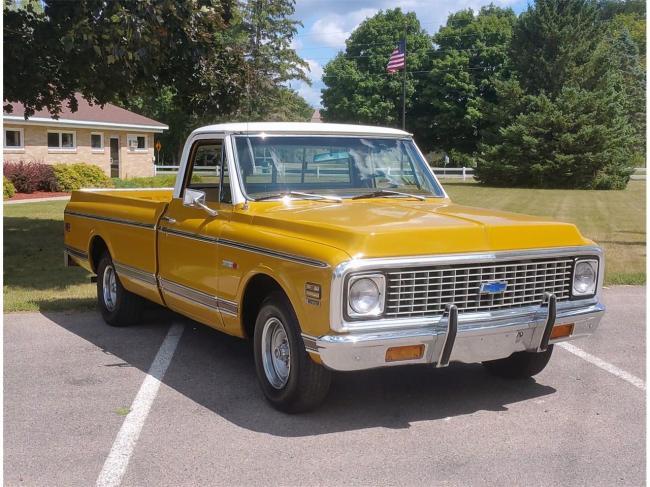 1971 Chevrolet C10 - Minnesota (3)