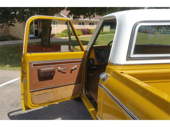 1971 Chevrolet C10 - C10 (6)