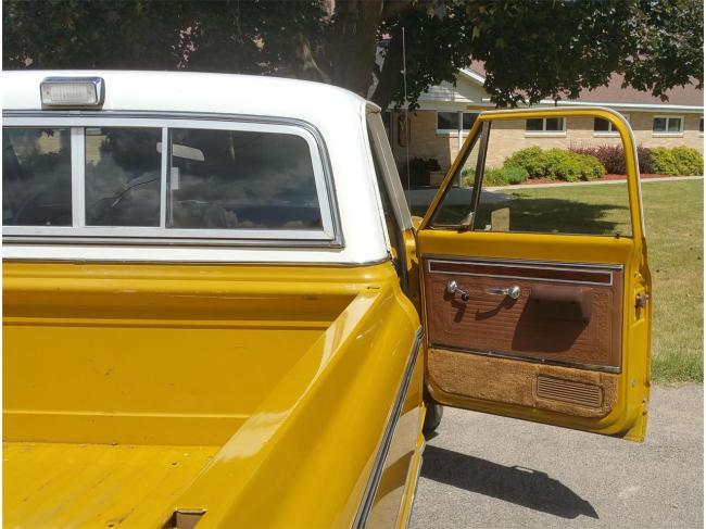 1971 Chevrolet C10 - Minnesota (7)