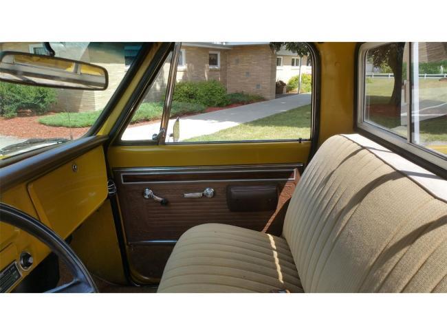 1971 Chevrolet C10 - 1971 (9)