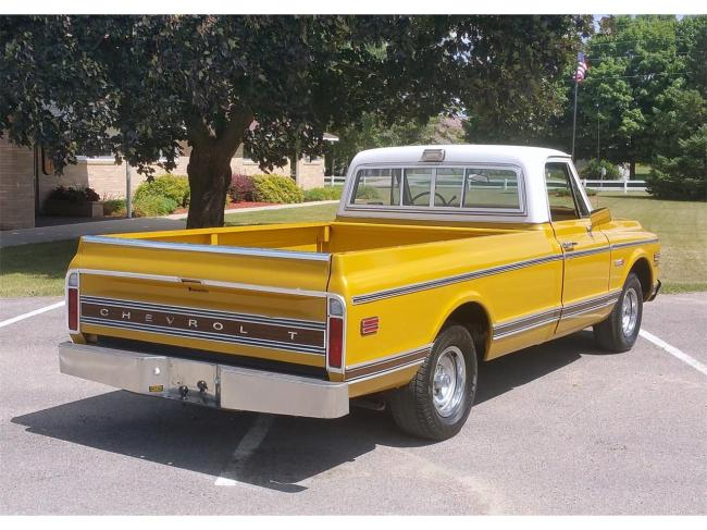1971 Chevrolet C10 - C10 (10)