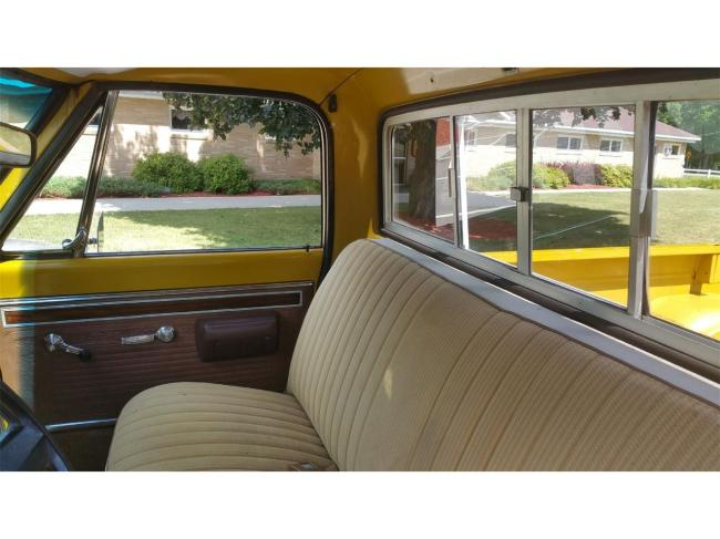 1971 Chevrolet C10 - Minnesota (13)