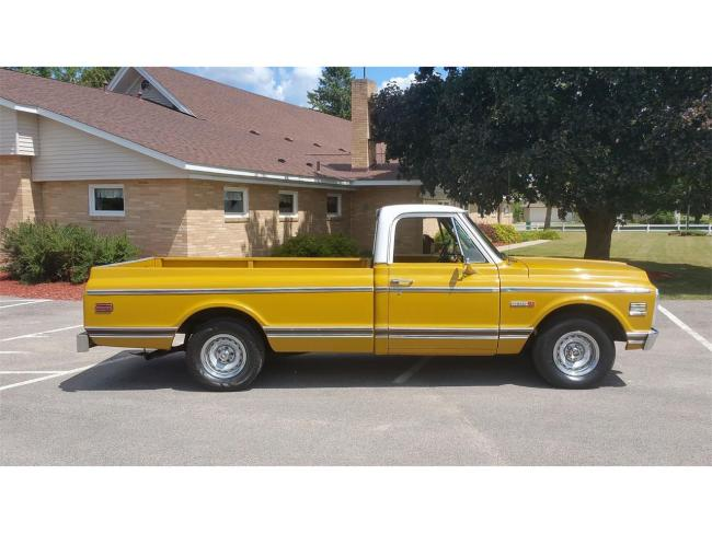 1971 Chevrolet C10 - 1971 (16)