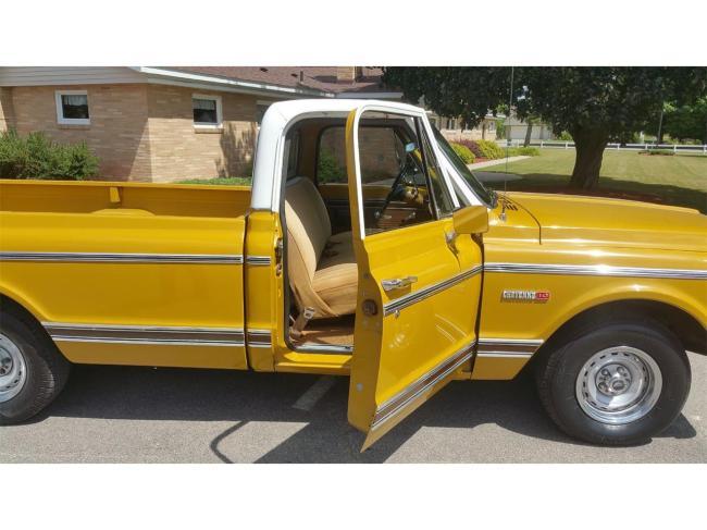 1971 Chevrolet C10 - C10 (17)
