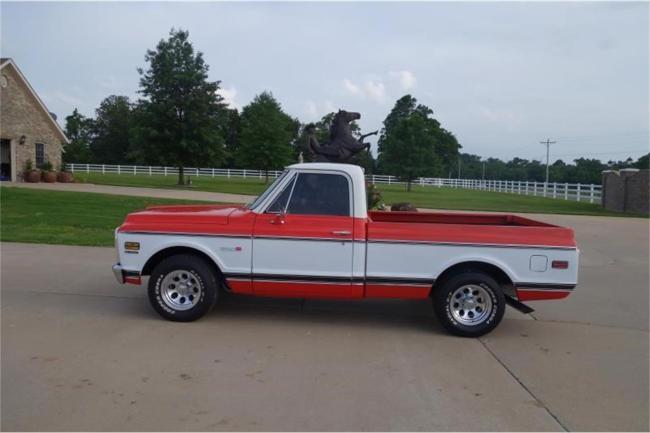 1970 Chevrolet C10 in Colcord, Oklahoma