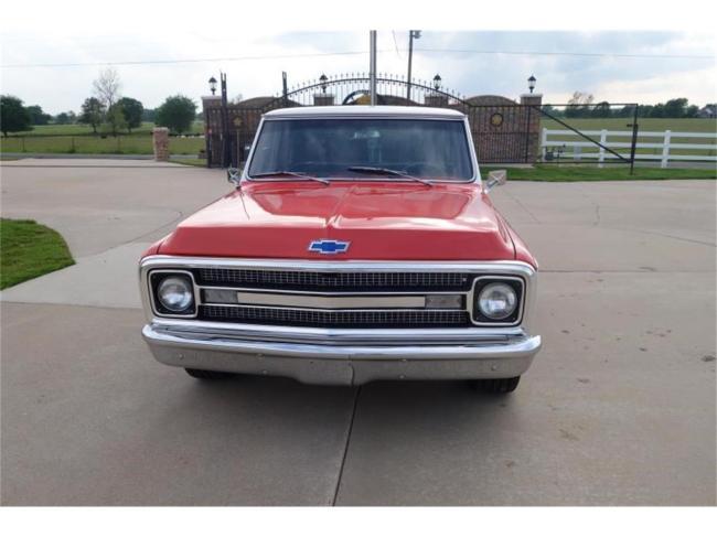 1970 Chevrolet C10 - Oklahoma (2)