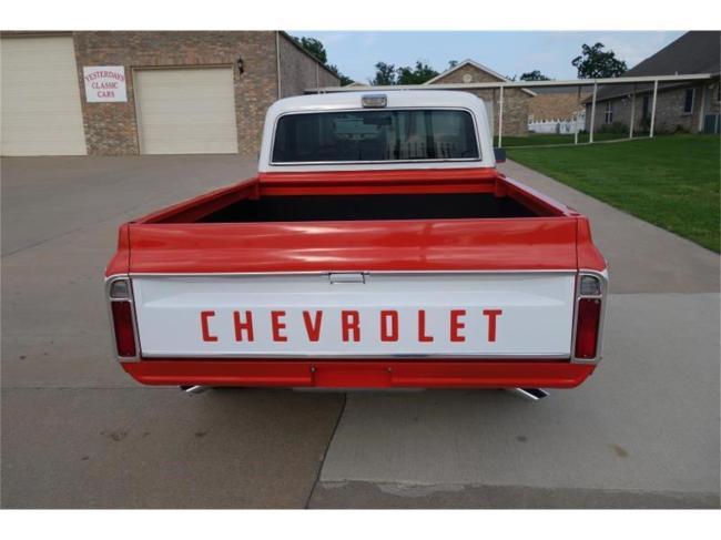 1970 Chevrolet C10 - Chevrolet (6)