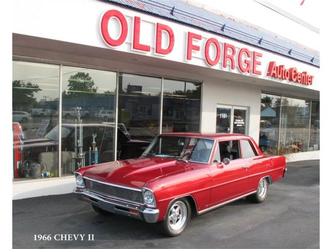 1966 Chevrolet Chevy II in Lansdale, Pennsylvania