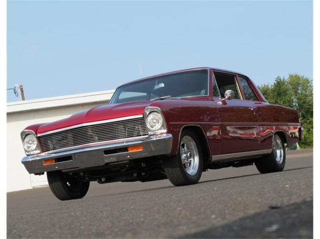 1966 Chevrolet Chevy II - Automatic (11)