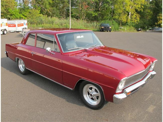 1966 Chevrolet Chevy II - Automatic (17)