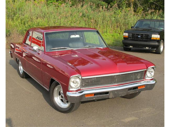 1966 Chevrolet Chevy II - Automatic (18)