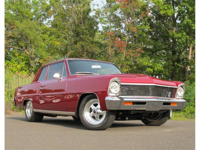 1966 Chevrolet Chevy II - Automatic (67)
