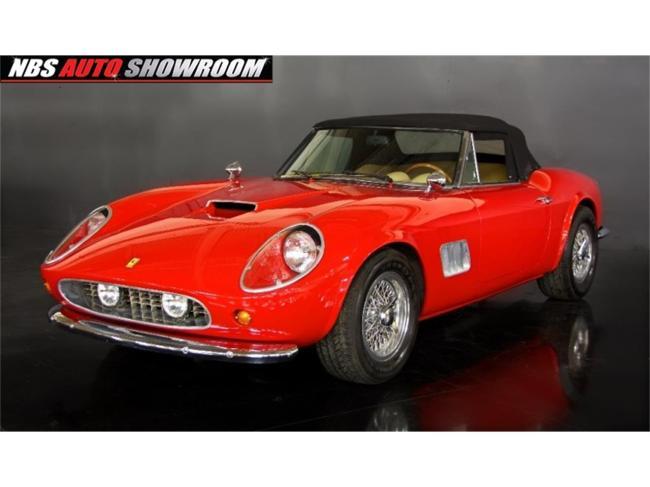 1961 Ferrari 250 GTO - Ferrari (1)