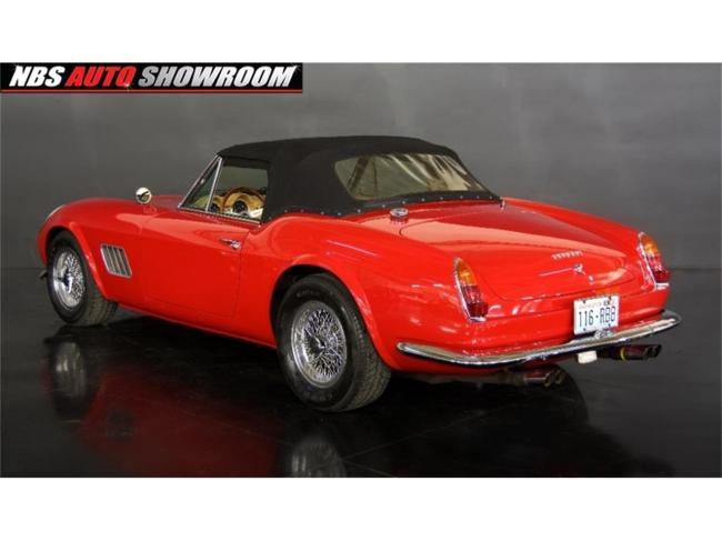 1961 Ferrari 250 GTO - 1961 (2)