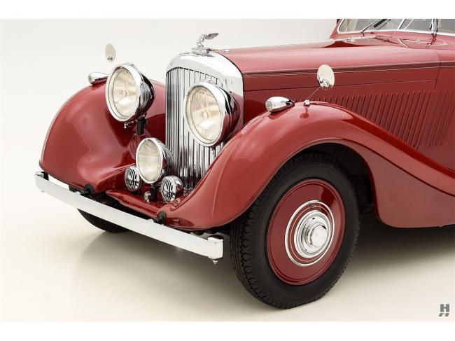1936 Bentley Antique - Bentley (16)