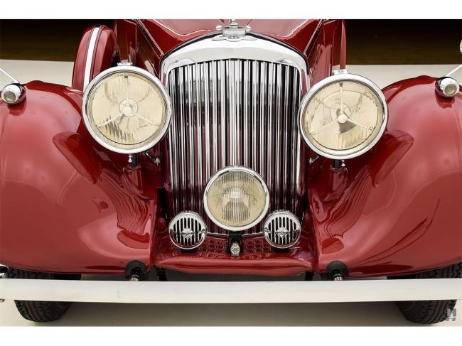 1936 Bentley Antique - 1936 (17)