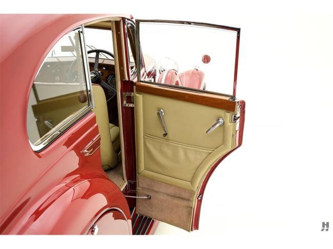 1936 Bentley Antique - Bentley (21)