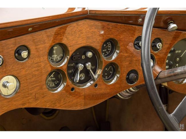 1936 Bentley Antique - Bentley (26)