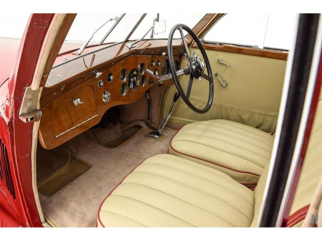 1936 Bentley Antique - Bentley (27)