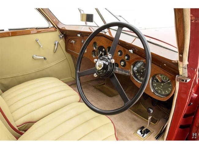 1936 Bentley Antique - Bentley (29)