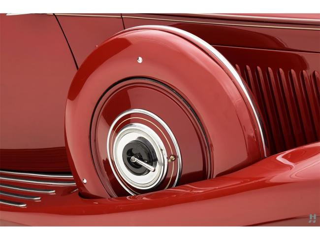 1936 Bentley Antique - Missouri (51)