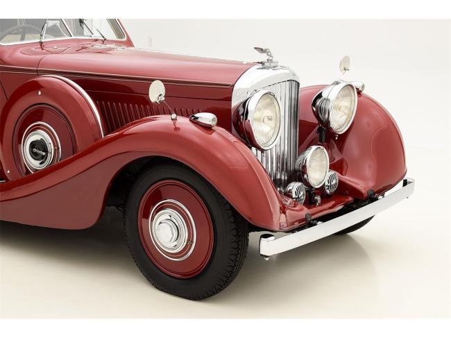 1936 Bentley Antique - Bentley (55)