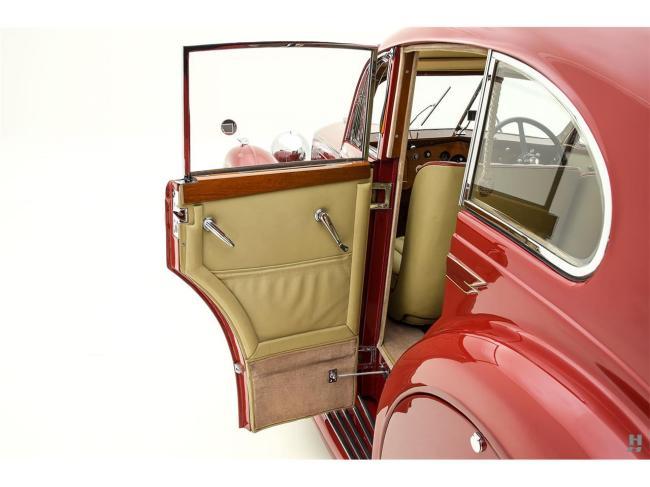 1936 Bentley Antique - Bentley (58)