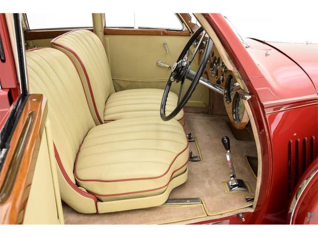1936 Bentley Antique - Bentley (62)