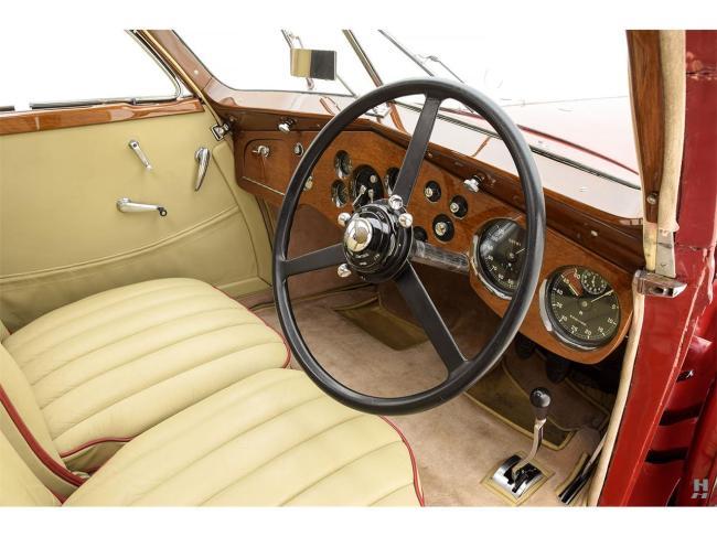 1936 Bentley Antique - Missouri (63)