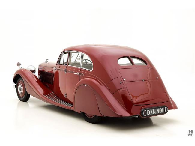 1936 Bentley Antique - 1936 (66)