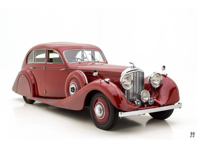 1936 Bentley Antique - Bentley (68)