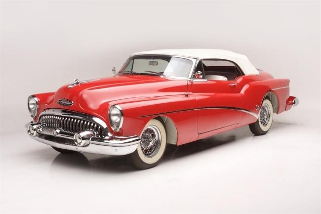 1953 Buick Skylark In Scottsdale Arizona Classic Cars Daily