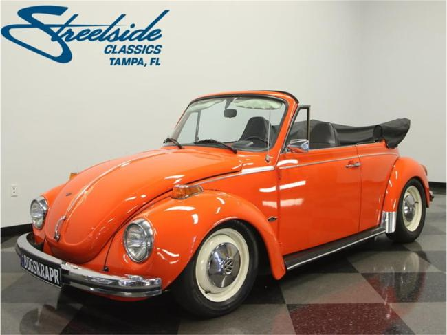 1973 Volkswagen Super Beetle in Lutz, Florida