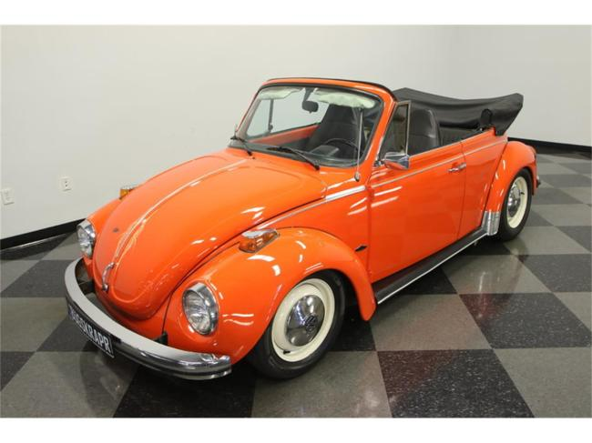 1973 Volkswagen Super Beetle - Manual (7)