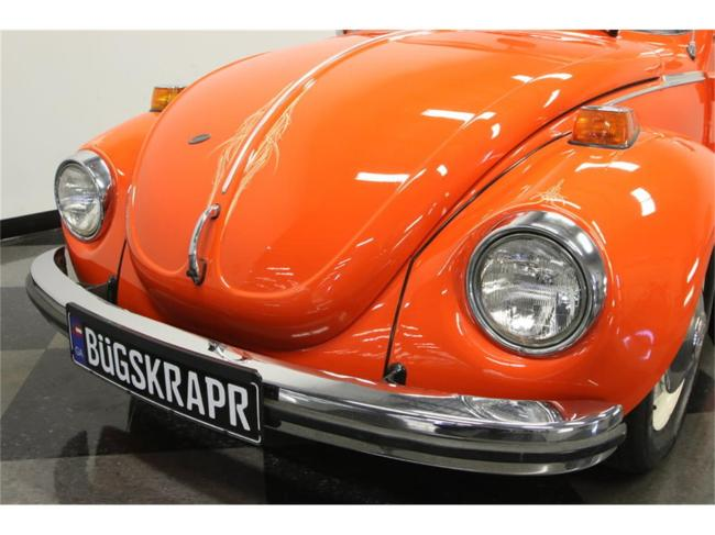 1973 Volkswagen Super Beetle - Super Beetle (8)