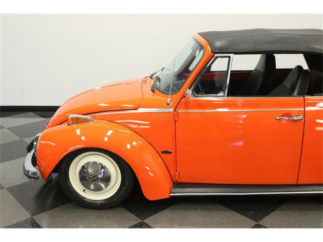 1973 Volkswagen Super Beetle - Super Beetle (12)