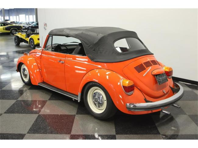 1973 Volkswagen Super Beetle - Super Beetle (14)