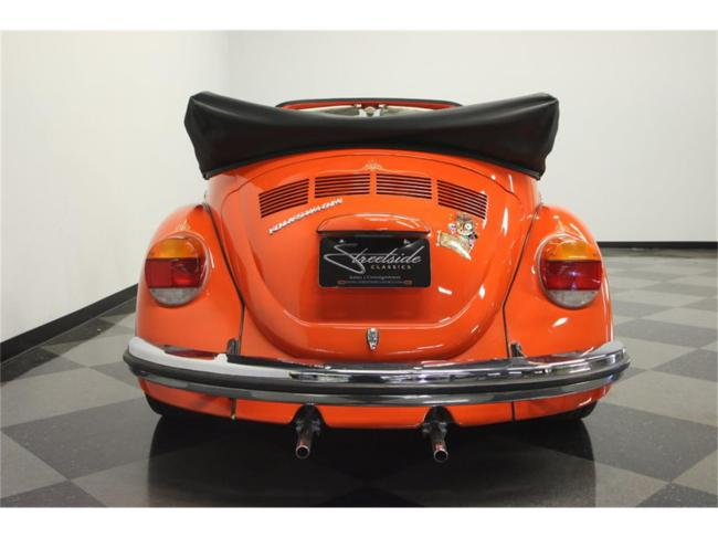 1973 Volkswagen Super Beetle - Manual (16)