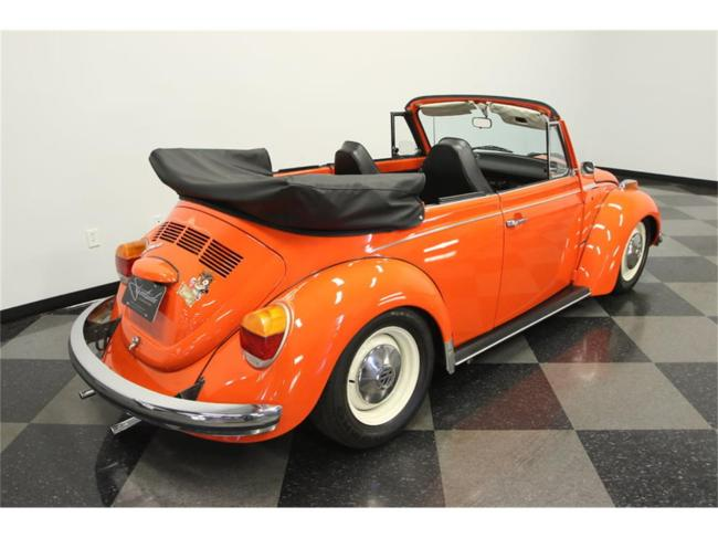 1973 Volkswagen Super Beetle - Florida (18)