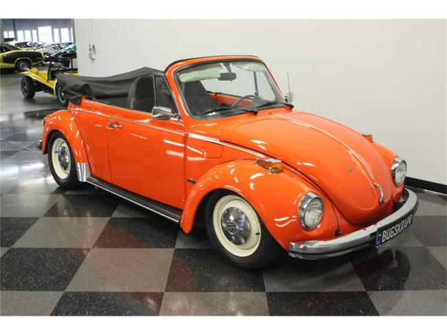1973 Volkswagen Super Beetle - Super Beetle (26)